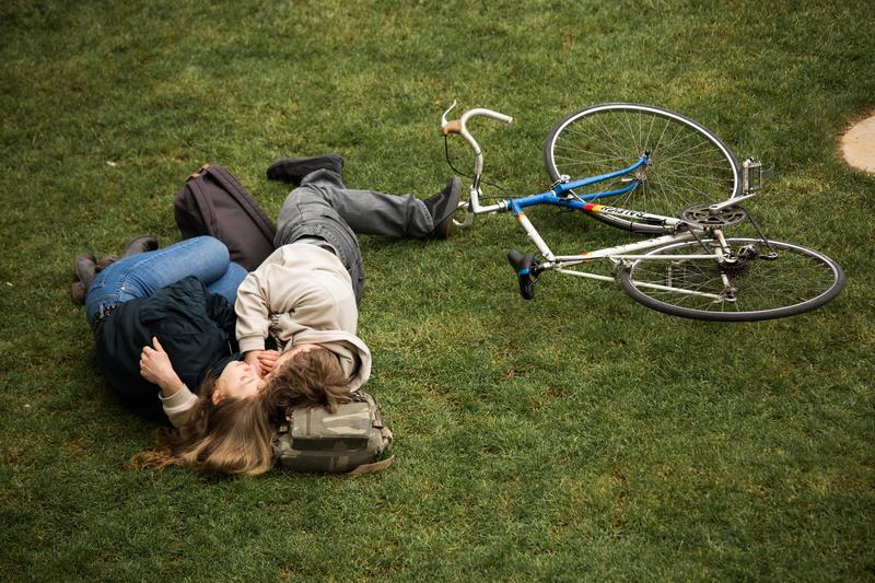 Vélo à 2