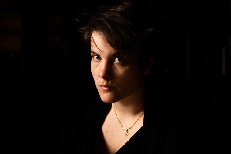 Julie Balagué portrait