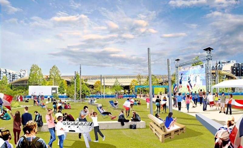 Jardin FIFA