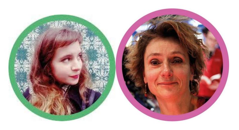 Anna Aparicio Català et Nadine Brun-Cosme