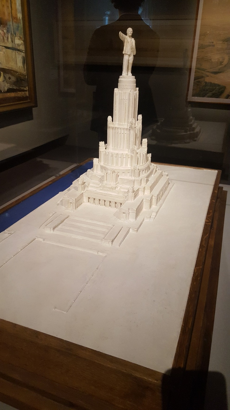 Maquette palais