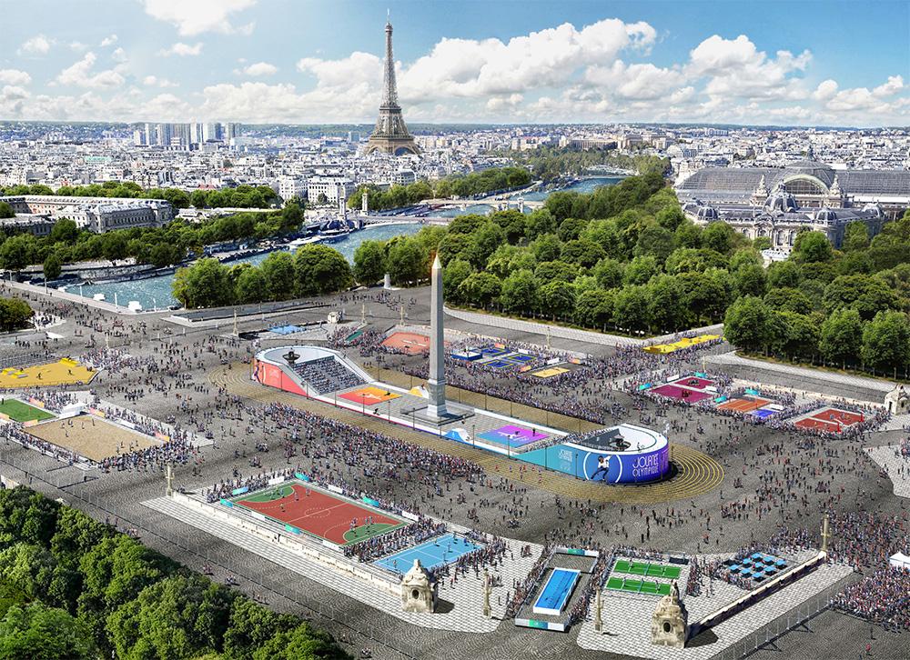 Journée Olympique 2019
