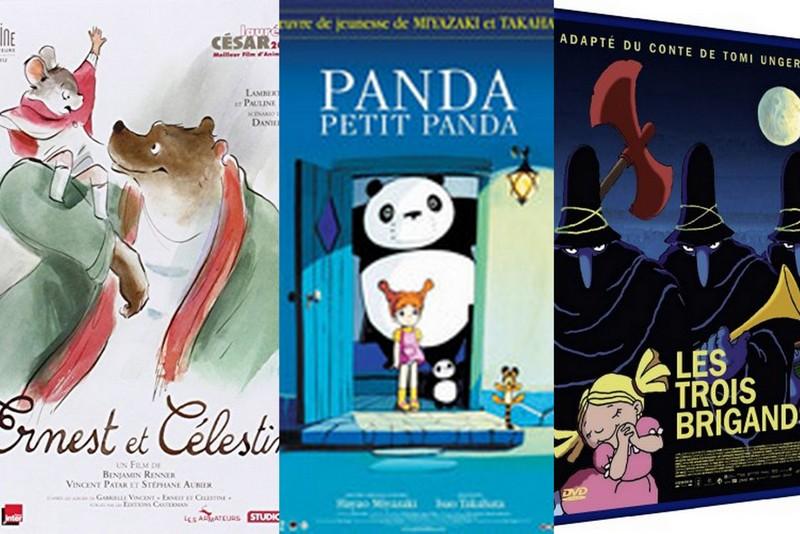 Le cinéma d'animation à l'honneur |