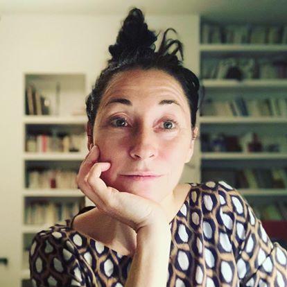 """Aurélia Gantier, auteure des """"Volponi""""."""