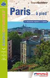 guide paris à pied