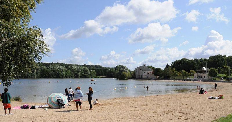 Base de loisirs de Bois-le-Roi (Seine-et-Marne)