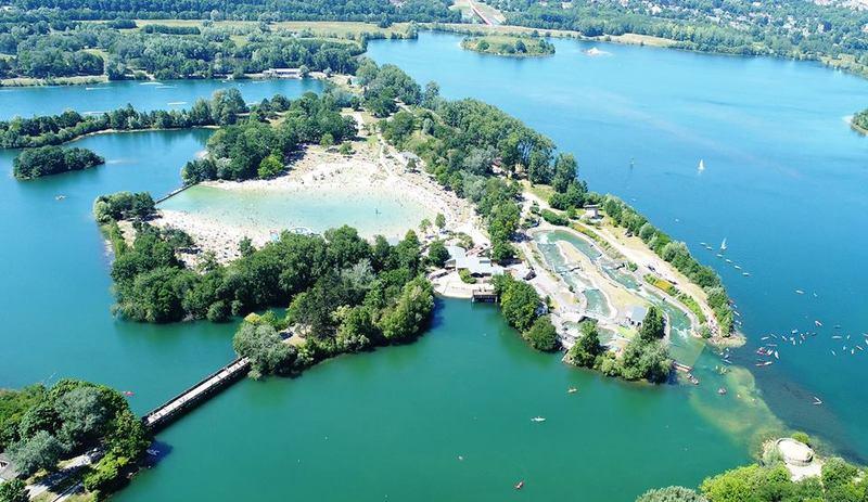 Île de loisirs Cergy-Pontoise