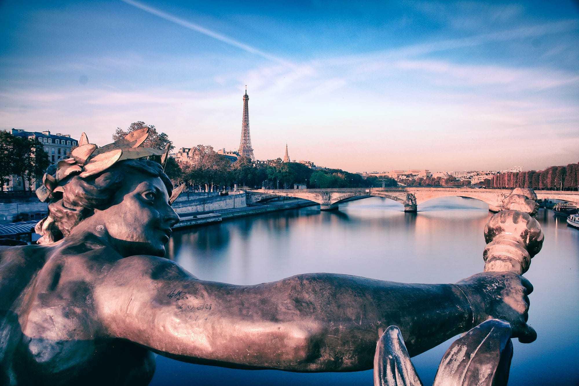 Paris par Xavier Pou Pouille