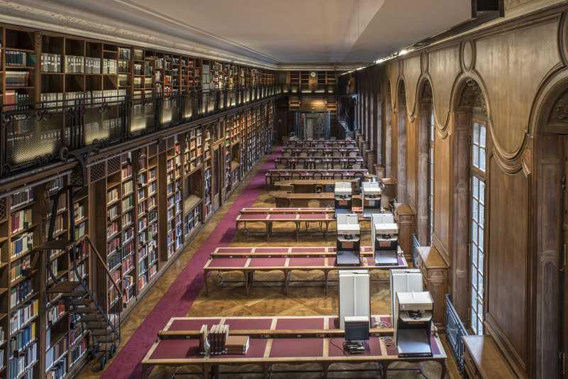 Salle des Manuscrits, Richelieu
