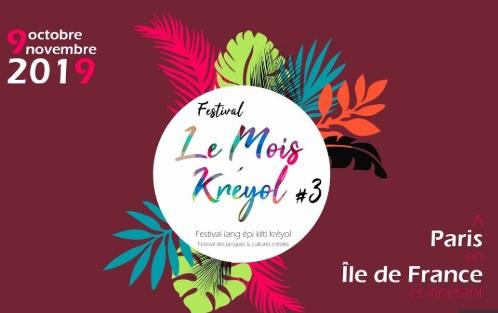Logo Le Mois kreyol 2019