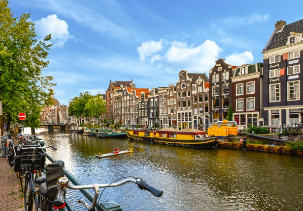 "Conférence ""Amsterdam ville innovante""  "