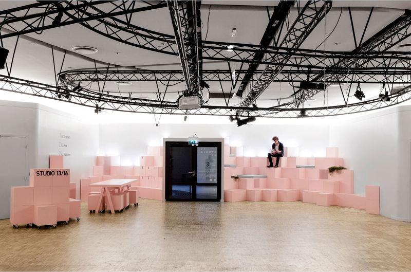 Studio 13/16 du Centre Pompidou