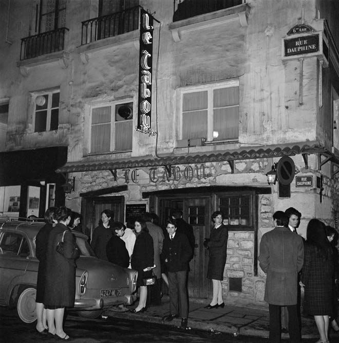 Le Tabou cave-club (1947)