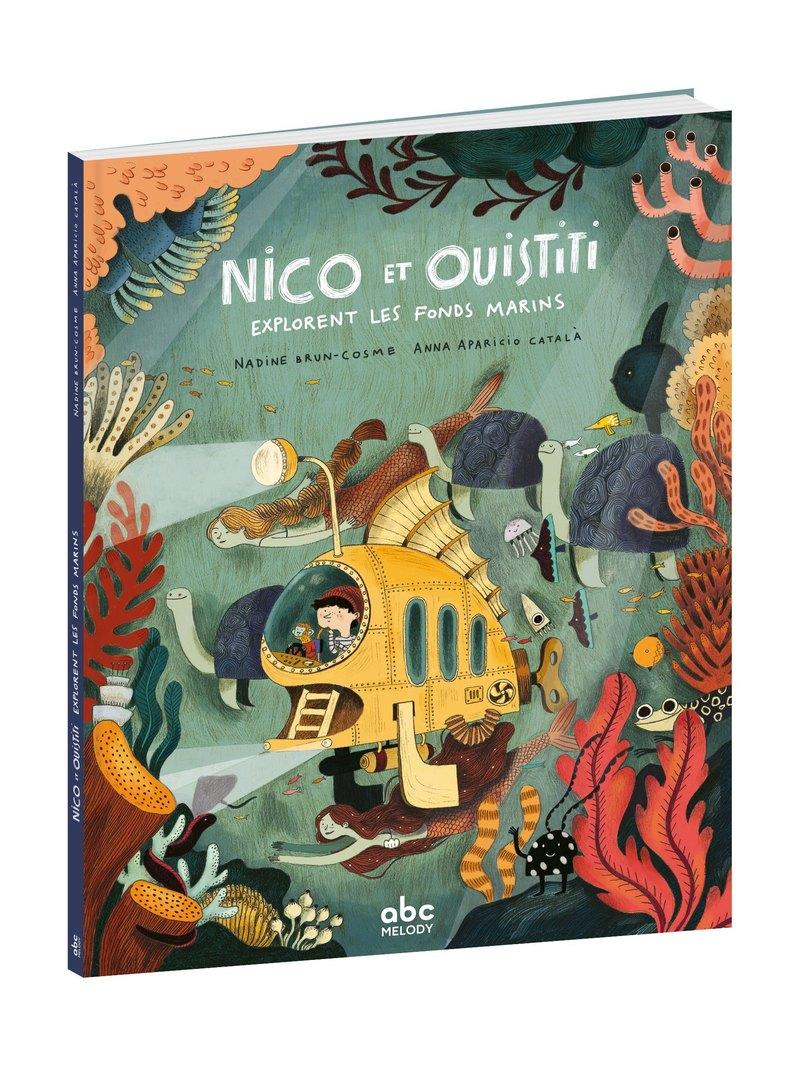 Nico et Ouistiti