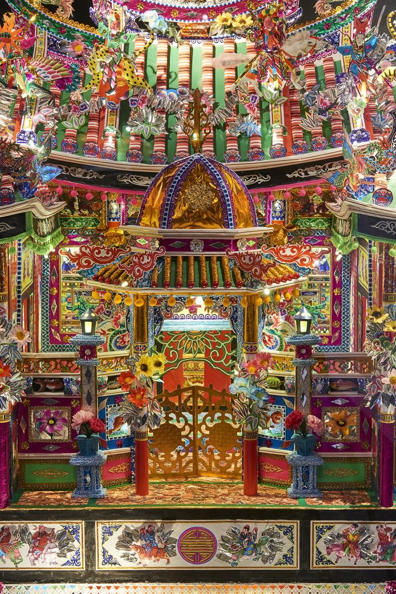 Exposition. PALACE PARADIS. Du 18 juin au 27 octobre 2019. © musée du quai Branly - Jacques Chirac