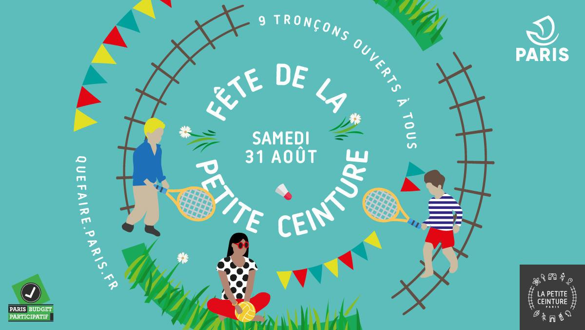 Fête Petite Ceinture 2019