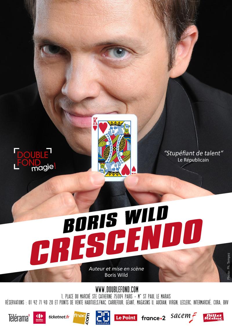 Spectacle de Boris Wild