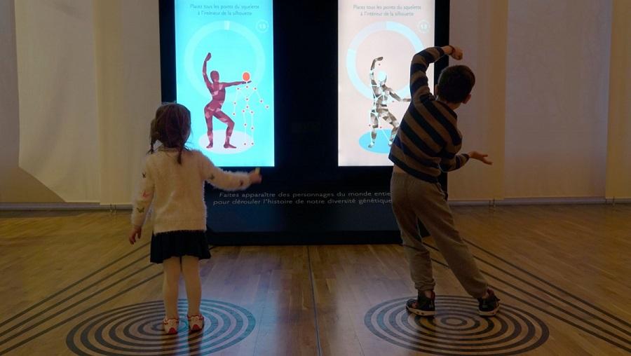 La Galerie de l'Homme au Musée de l'Homme