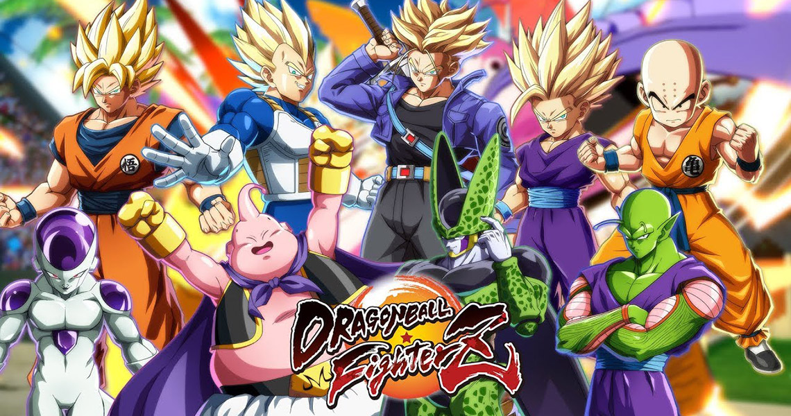 Jeu Vidéo - Dragon Ball FighterZ / PS4 |