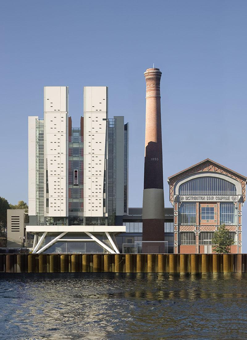 Ecole Nationale Supérieure d'Architecture