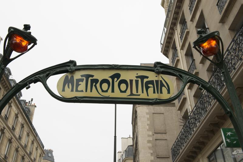 Station de métro Guimard