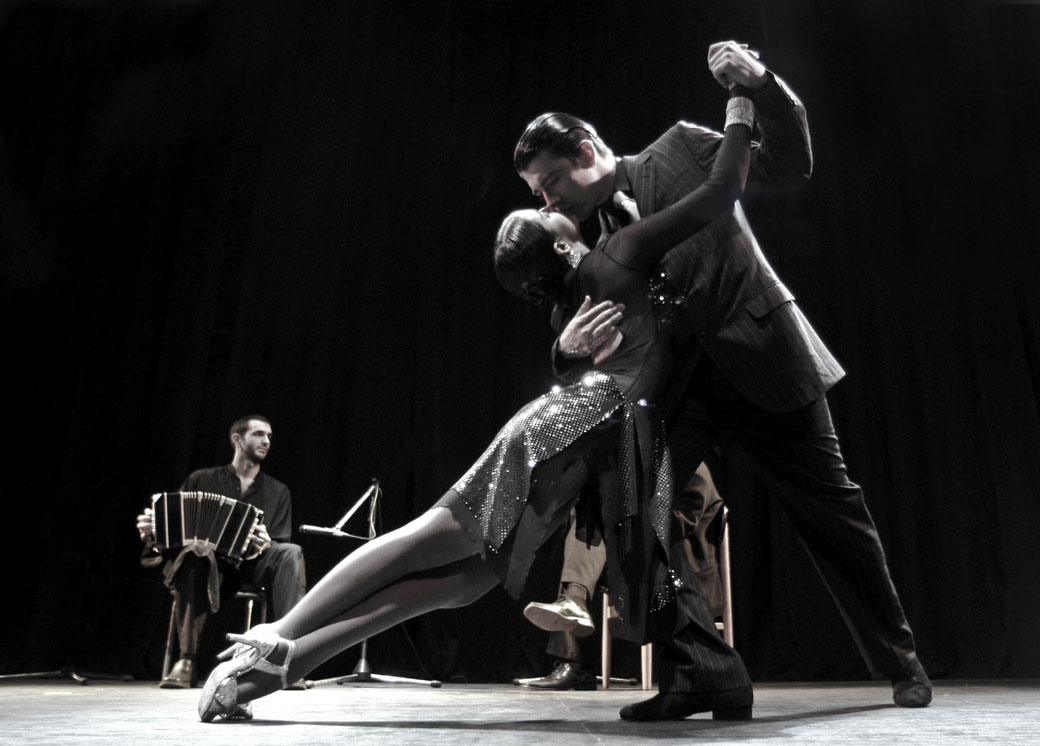 Conférence sur le tango |