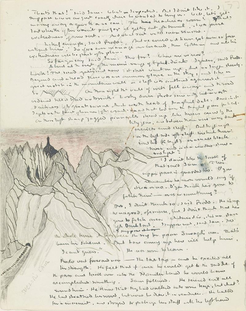 L'antre d'Araigne [1944]