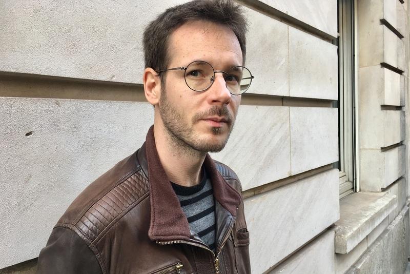 Portrait d'Antonin Crenn