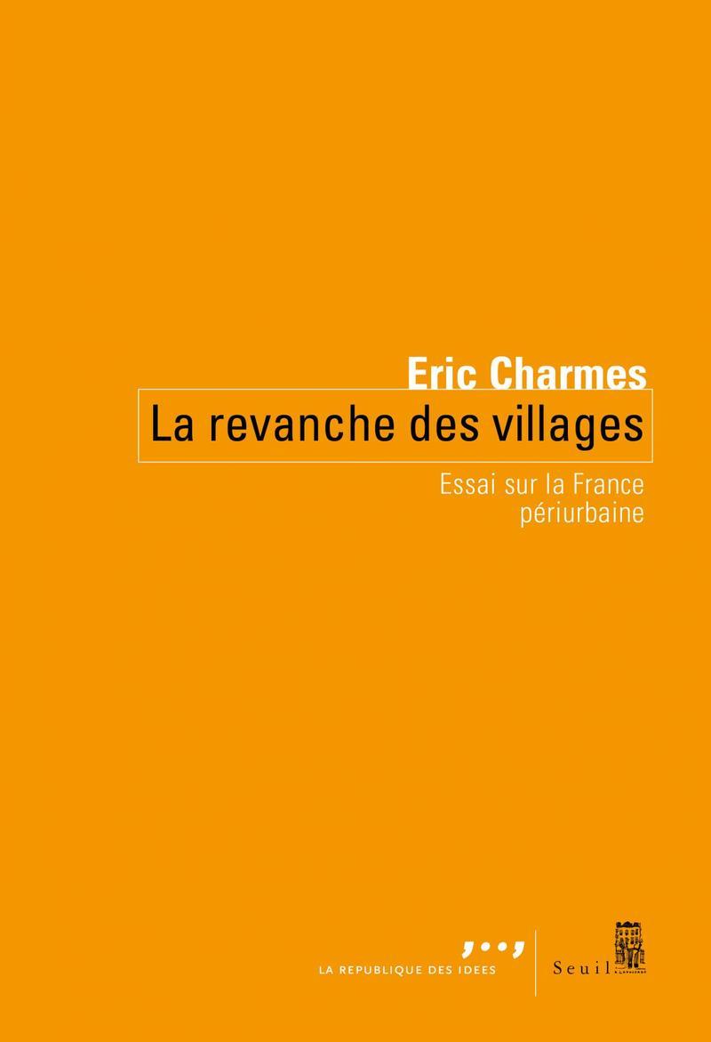 couverture du livre La revanche des villages