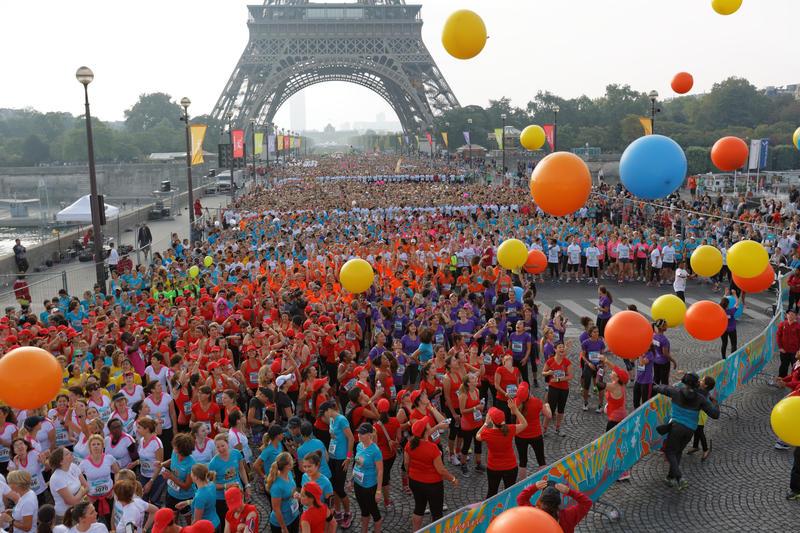 La Parisienne 2014