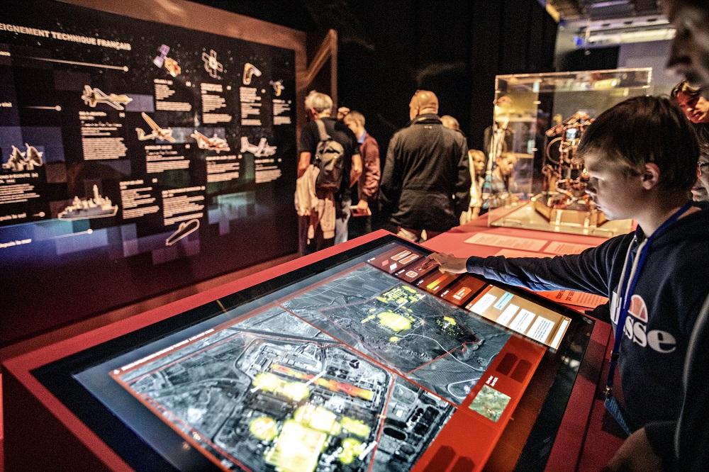 Espions, l'exposition (réouverture le 27 juin)