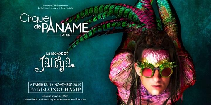 Le Cirque de Paname, Le Monde de Jalèya