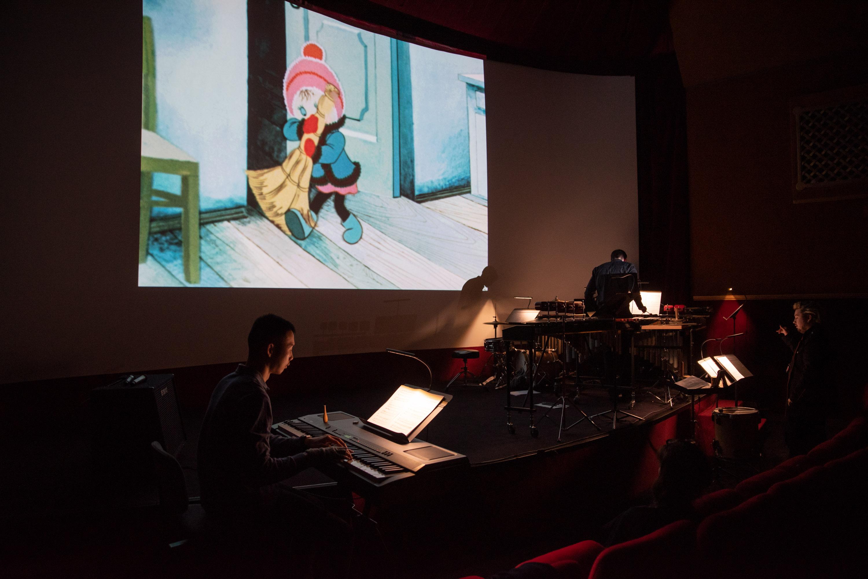 """Ciné-concert """"La Fillette et les lapins"""""""
