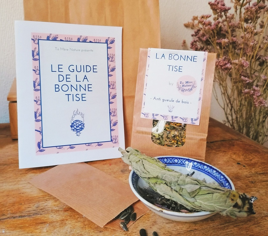 Kits cadeaux Ta Mère Nature pour le Marché de noël (autrement)