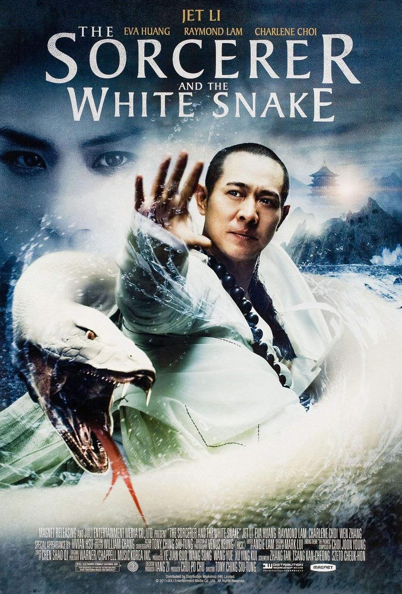 """The Sorcerer and the White Snake"""