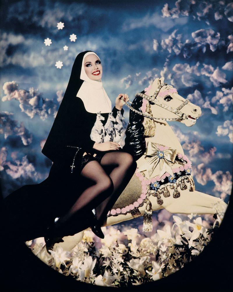 Sainte Mary MacKillop, (Kylie Minogue), 1995, Collection privée