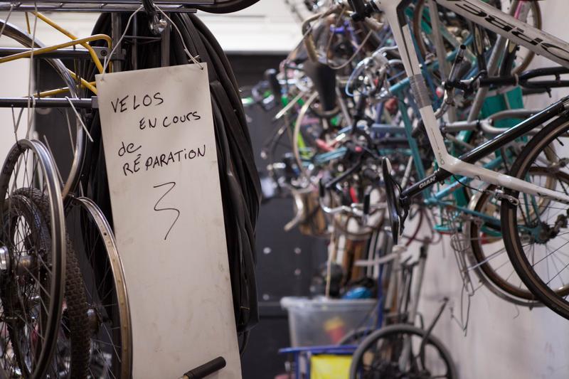 Maison de vélos