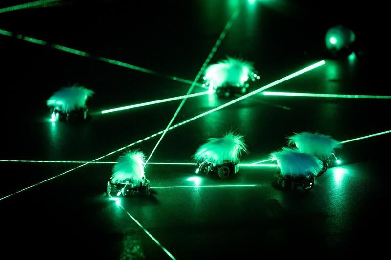 Lasermice, So Kanno_