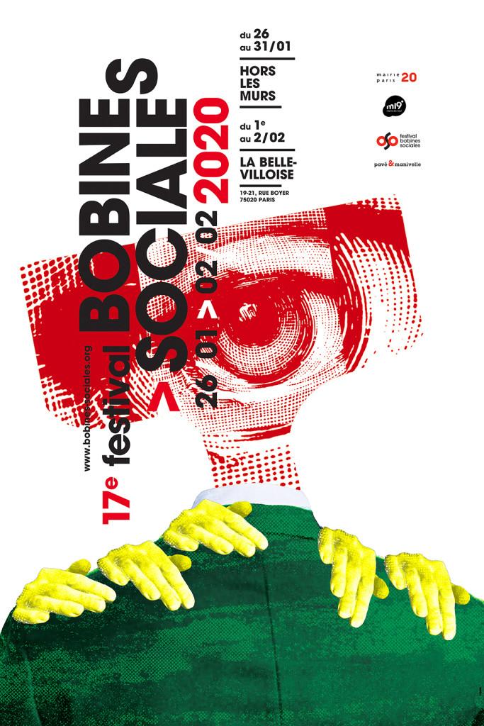 affiche festival bobines sociales