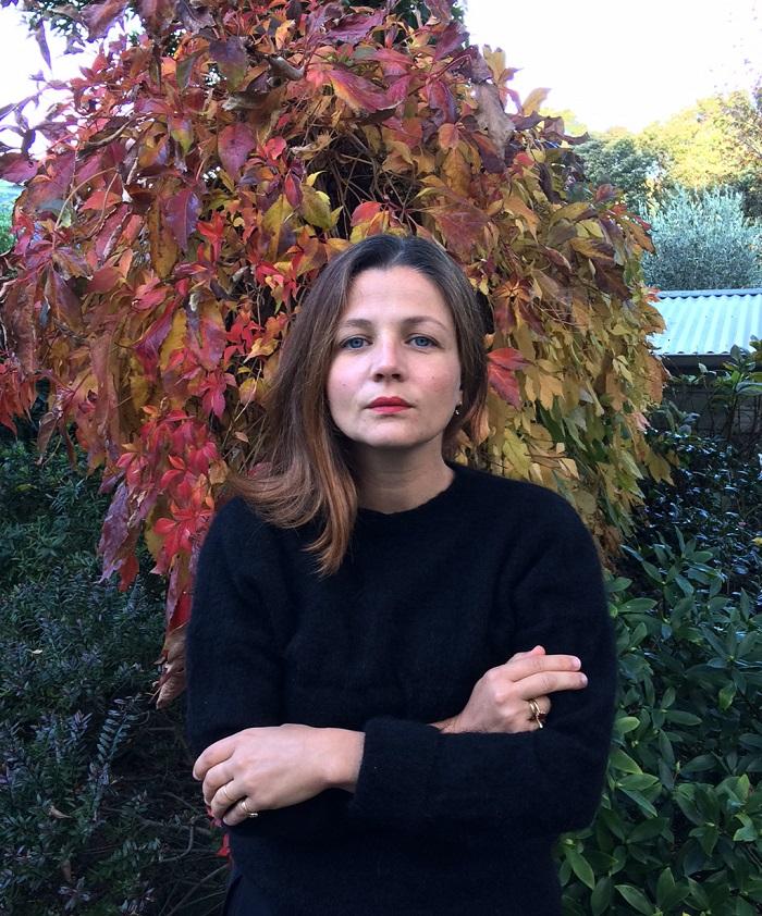 Photographie d'Amélie Lucas-Gary