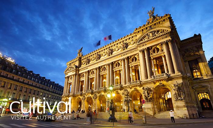 Les mystères du Palais Garnier (après fermeture au public)