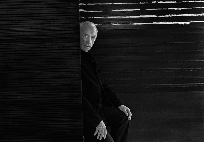 Pierre Soulages. Portrait de l'artiste, 2 octobres 2017