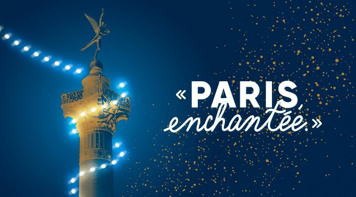 Paris, enchantée. Bal à la Bastille