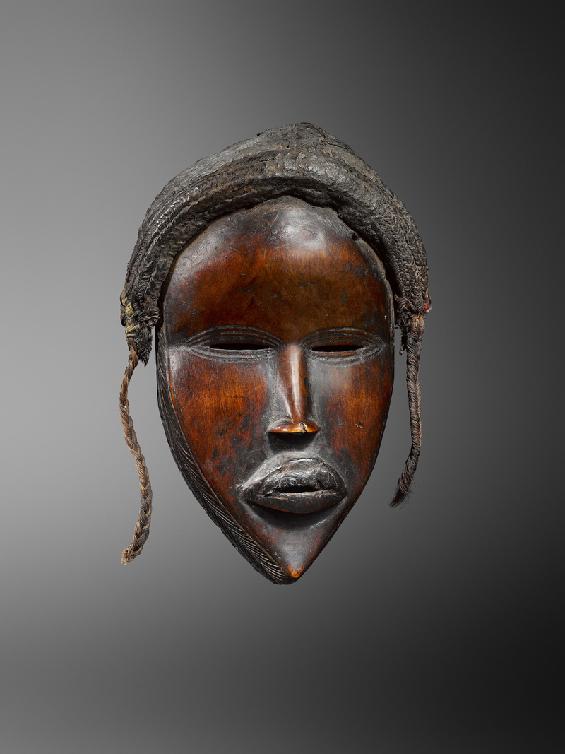 Masque d'initiation féminin
