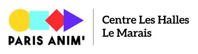 Logo Centre Paris Anim'
