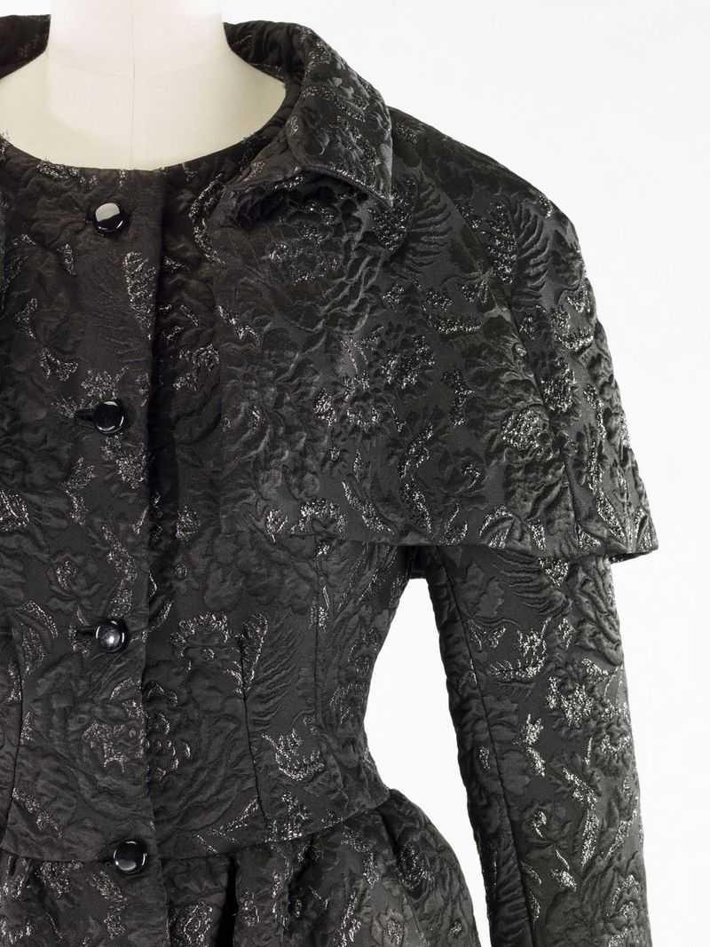 Balenciaga. Veste et robe 1968