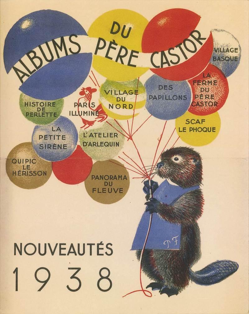 Rojan. Affichette d'intérieur, 1938