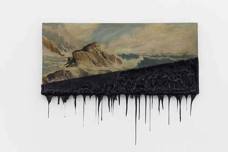 Horizon II 2016 Minerva Cuevas Courtesy de l'artiste et de la galerie kurimanzutto, Mexico City / New York