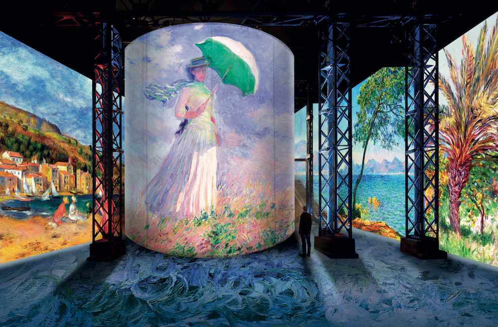 « Monet, Renoir... Chagall. Voyages en Méditerranée »