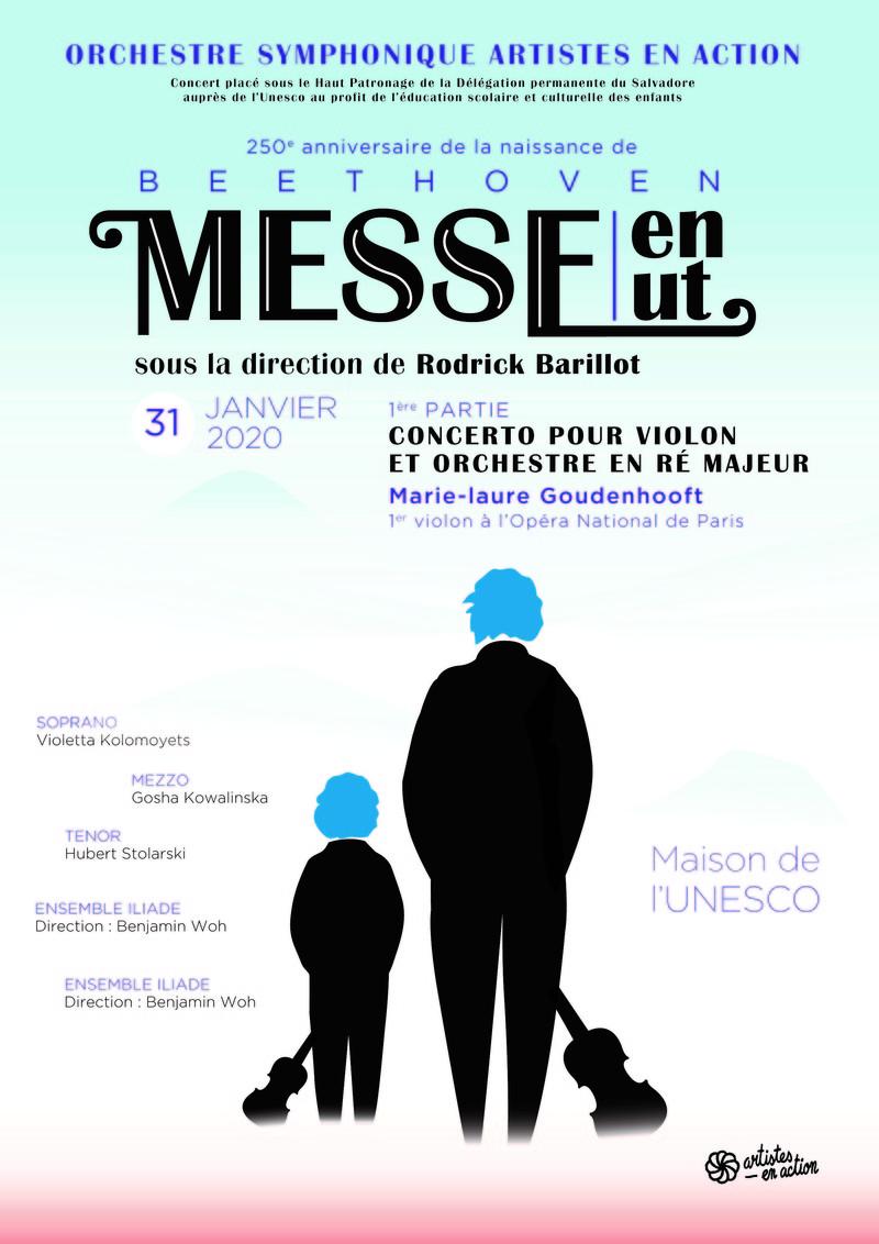 Affiche concert 31 janvier 2020